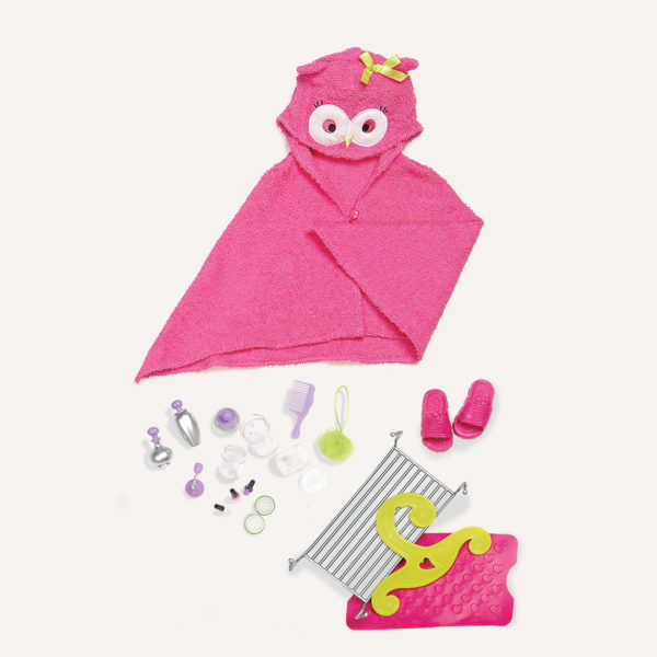 Owl Be Relaxing Bathtub Set _BD37035A-dp-c