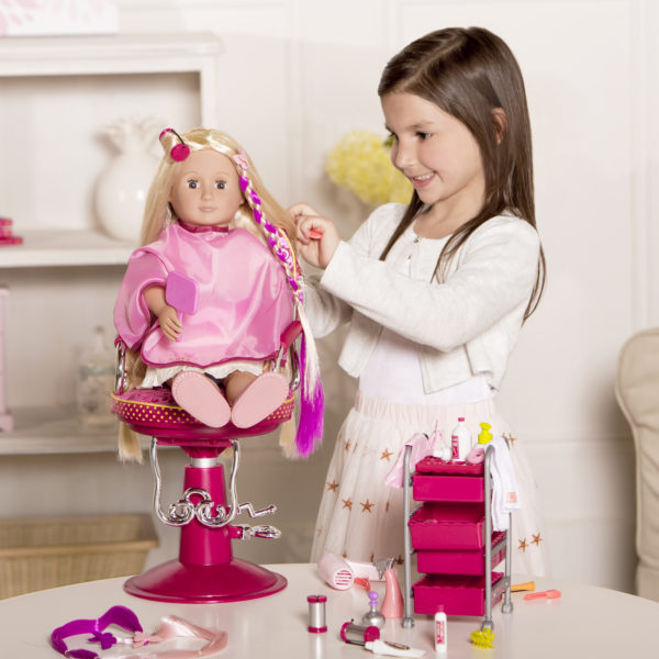 Berry Nice Salon Set_Hairplay_Lifestyle-Kid-A