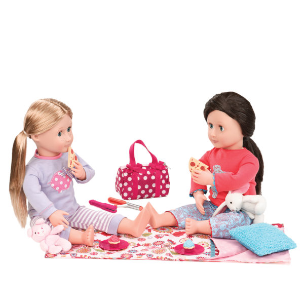 Polka Dot Sleepover Set_BD37101A-dp-A