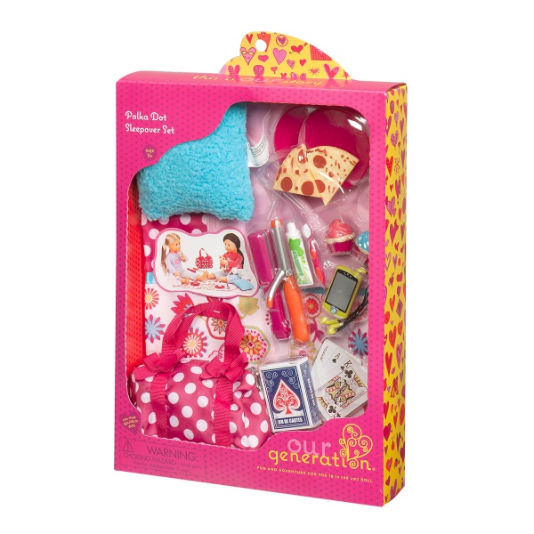 Polka Dot Sleepover Set_BD37101A-pkg