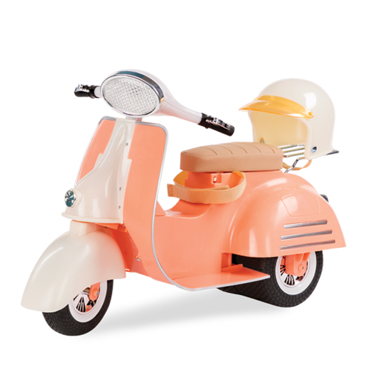 Ride in Style Scooter_BD37361