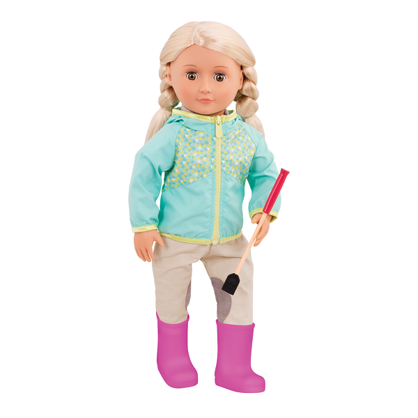 BD31192_Tamera_Deluxe_Riding_Doll-wearing-rain-jacket03