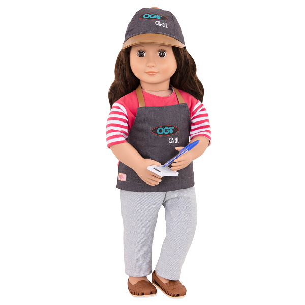 BD31215_Rayna_Deluxe_Food_Truck_Doll-taking-order06